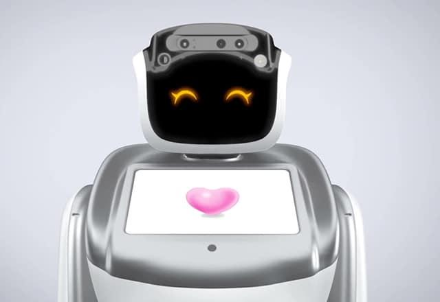 Mieten Double telepresence roboter