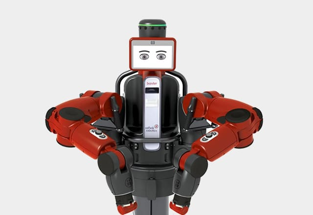 Robot rental Robot-Baxter-Rental