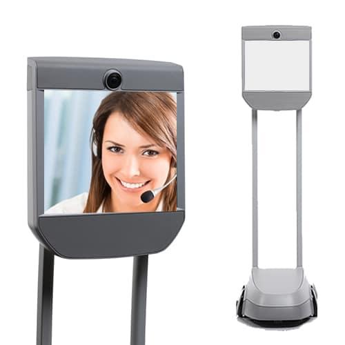 Robot rent Telepresence robot Beam Pro