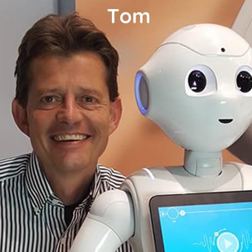 Tom Robot Rentals