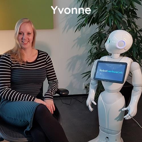 Yvonne Robot Rentals
