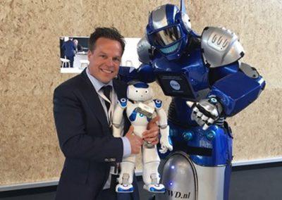 Meet Robots, Robot Rentals