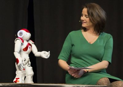 NAO Robot as Co-host, Robot rentals
