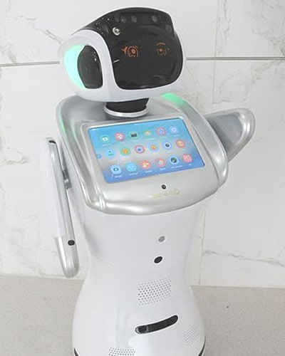 Rent robot package