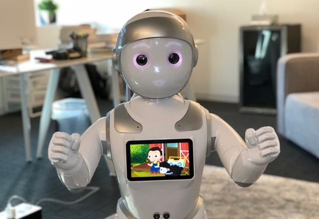 Rent a robot for your event or seminar | Robot rentals