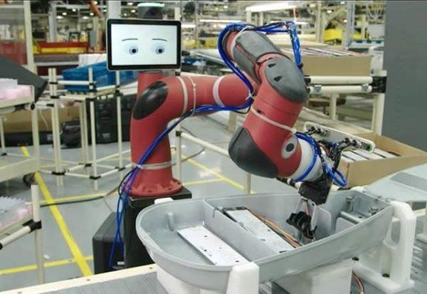 Sawyer-Produktion-Cobot-Robot-rental