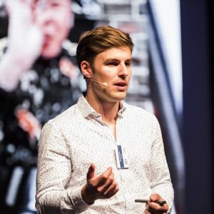 David Baum, Speaker, Innovation, Journey into the Future