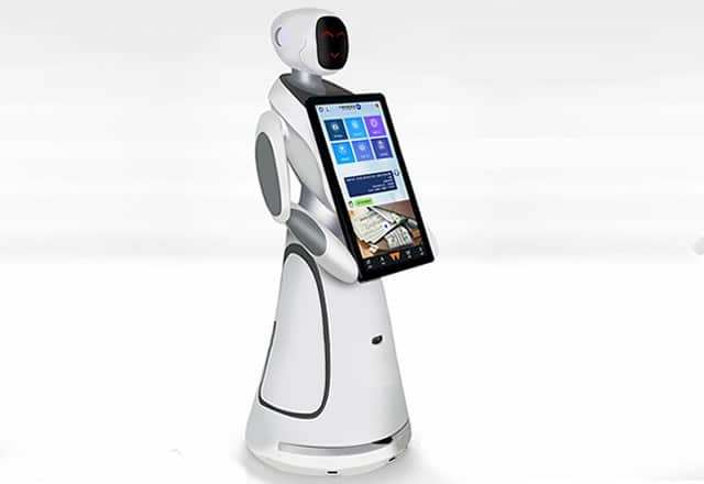 Rent telepresence robot Double
