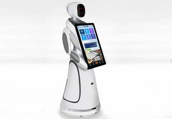 Service Robot Amy plus