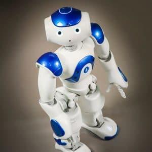 Hire humanoid robot nao