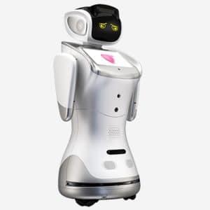 Hire sanbot robot