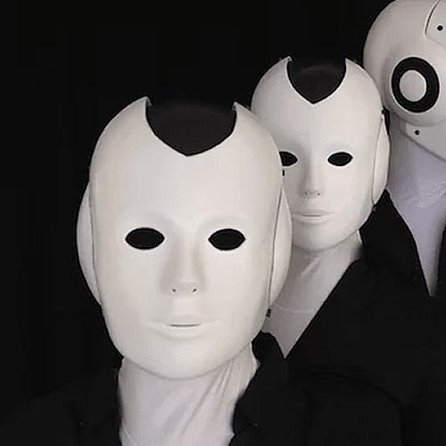 Machine man humanoid robot
