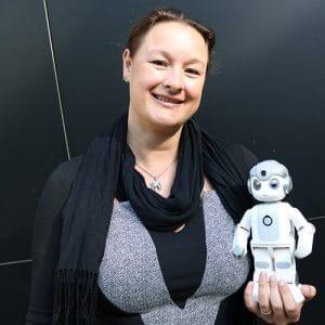 Technology Speaker Helma Lensen